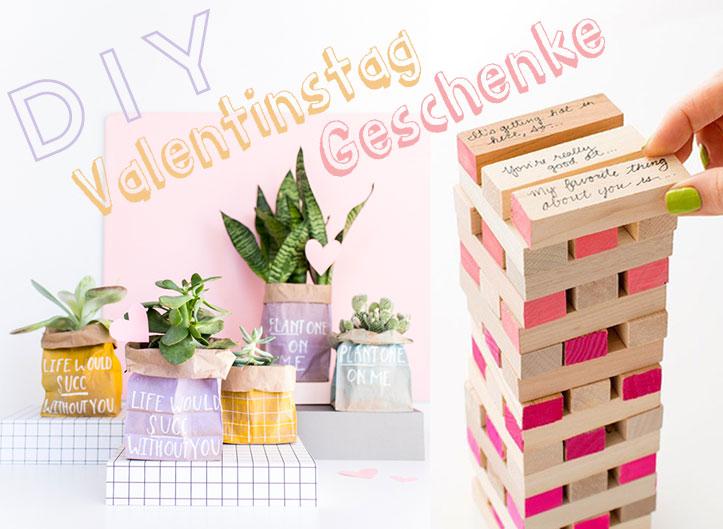 10 wunderbare DIY Valentinstag Geschenke