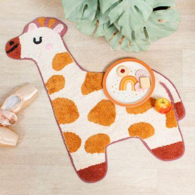 Mini Teppich Giraffe