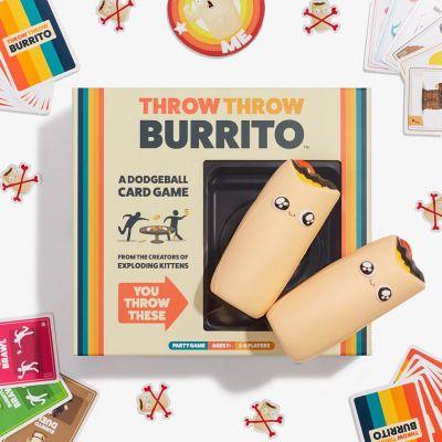 Throw Throw Burrito Partyspiel