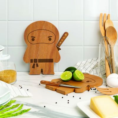 Ninja Schneidebrett plus Messer