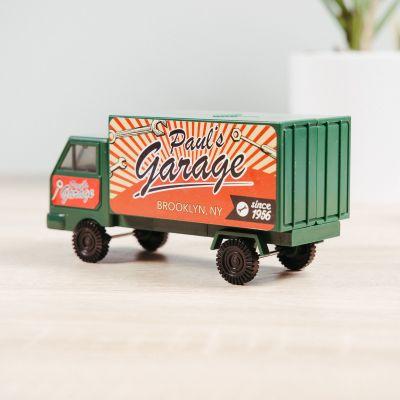 Mini-Lastwagen Werkzeugkasten