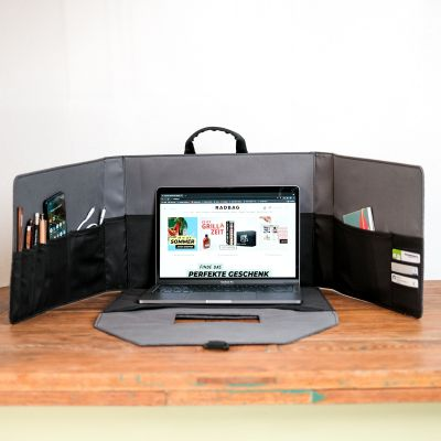 Mini-Büro in der Tasche