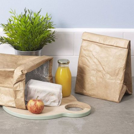 Lunch Papier-Sack