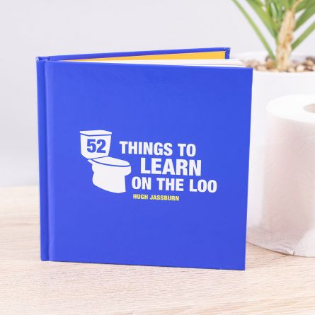 Buch 52 Things To Teach Yourself On The Loo