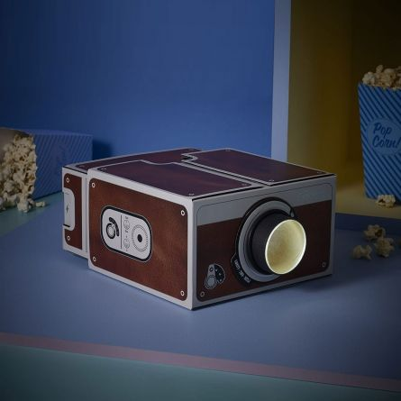 Smartphone Projektor 2.0 Retro-Style