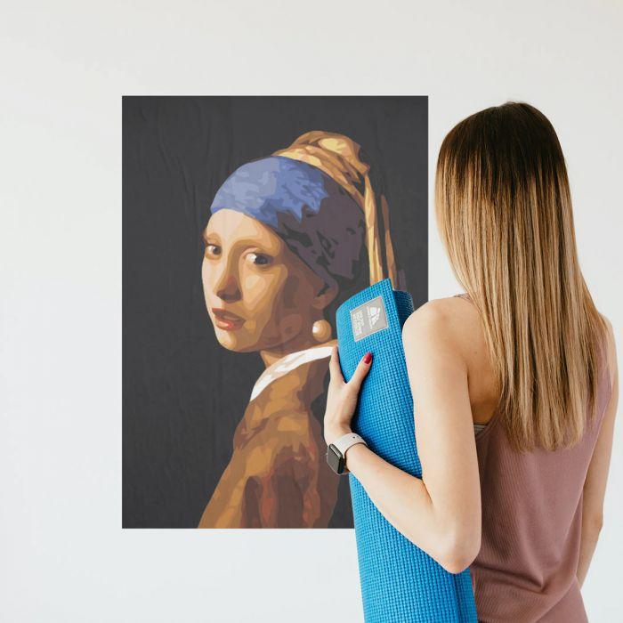 Malen nach Zahlen mit Meisterwerken