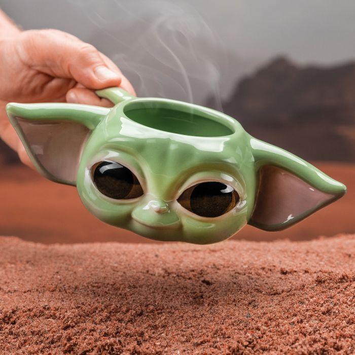 Star Wars Baby Yoda Tasse