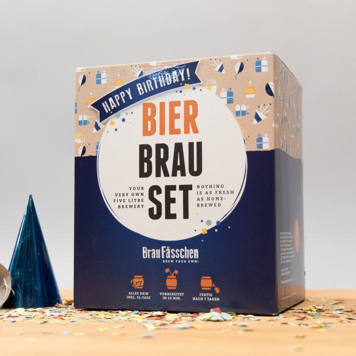 Bierbrau Set Geburtstags-Edition