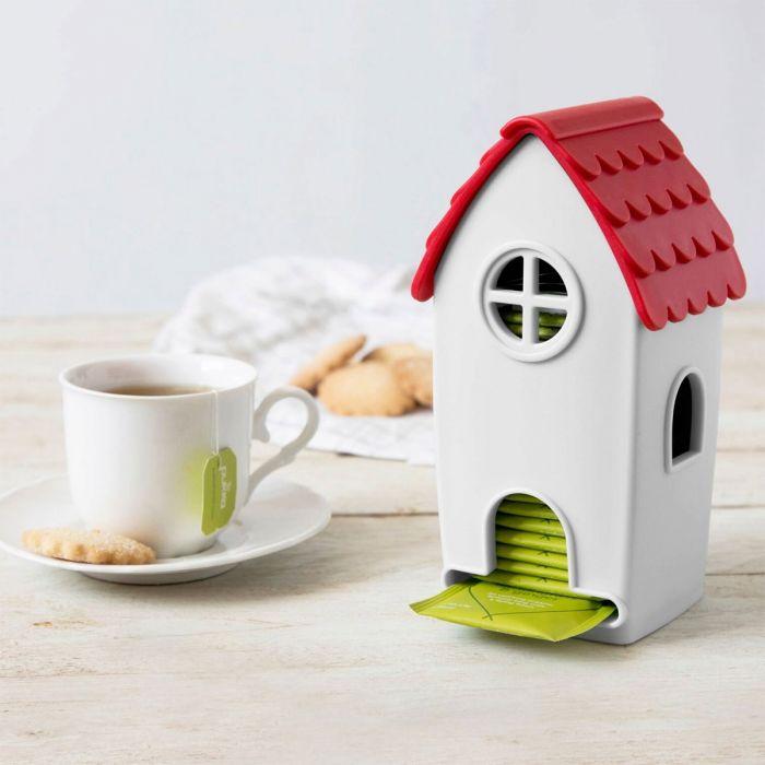 Tea House Teebeutel-Spender