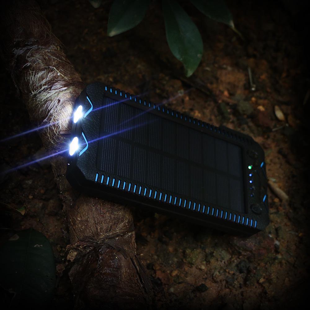 Survival Solar Powerbank