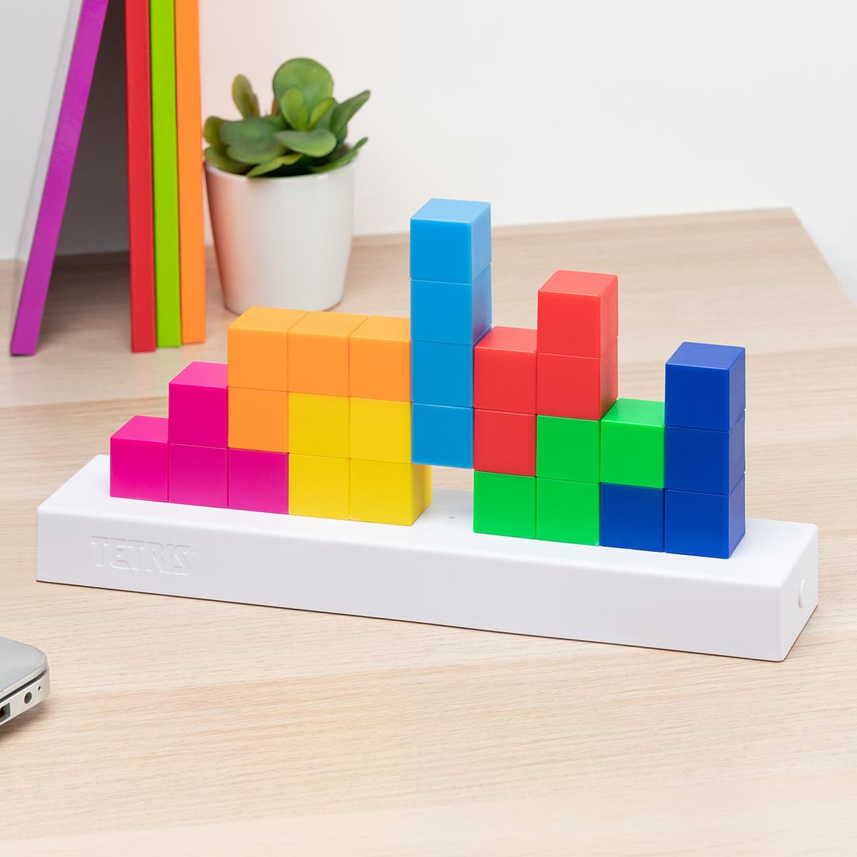 Tetris Icon Leuchte