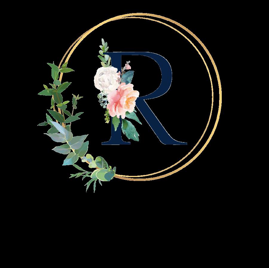 Pralinenbox mit Monogramm - R