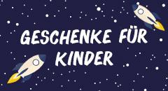 Weihnachsgeschenke für Kinder