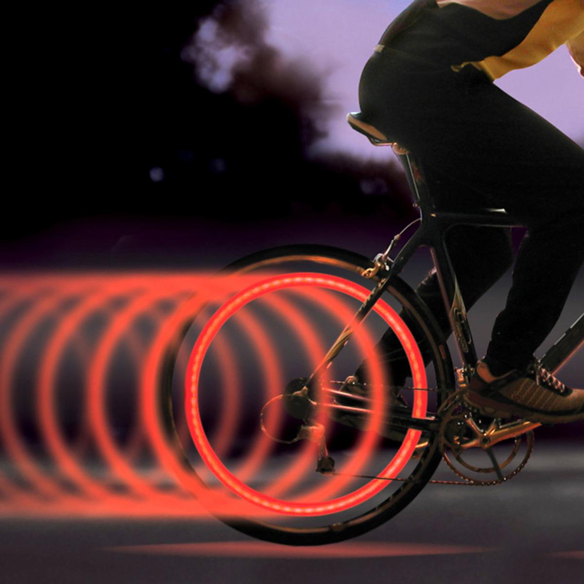 Fahrrad Speichen-Lichter