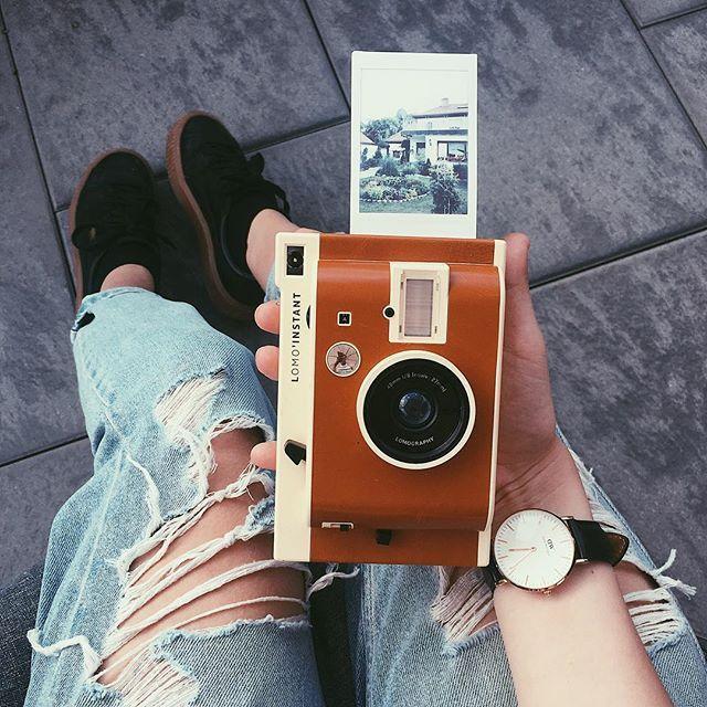 LOMO Instant Kamera - San Remo