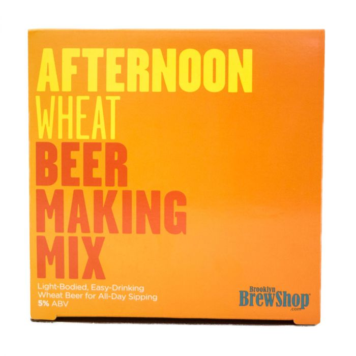 Brooklyn Brew Nachfüllpacks - Afternoon Wheat
