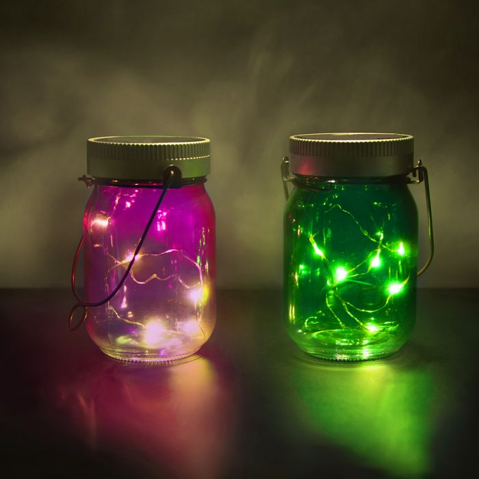 Fairy Jars 2er Set