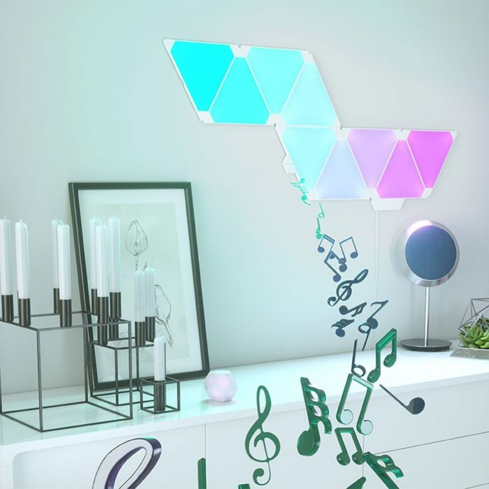 Nanoleaf Interaktive Licht-Paneele