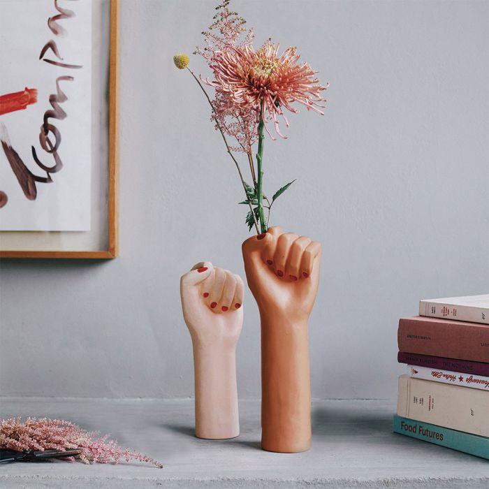 Girl Power Vase