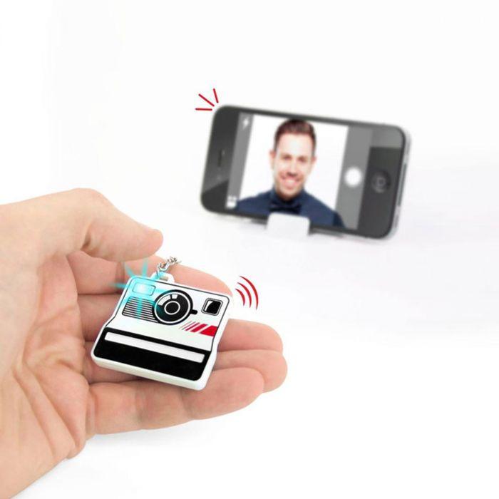 Selfieme - Selfie Auslöser-Set mit Bluetooth