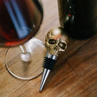 Totenschädel Flaschenverschluss