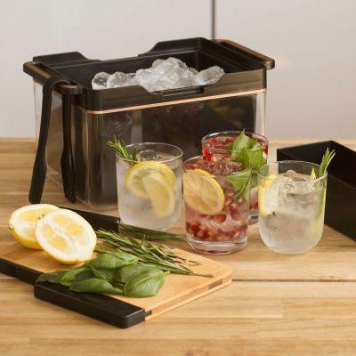 Tragbare Cocktail-Bar