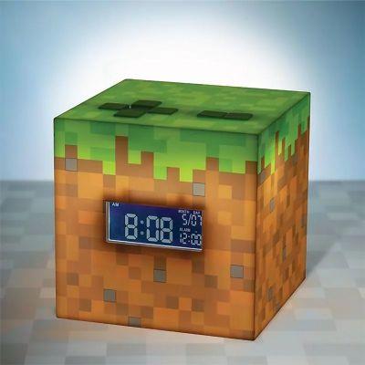 Minecraft Leucht-Wecker