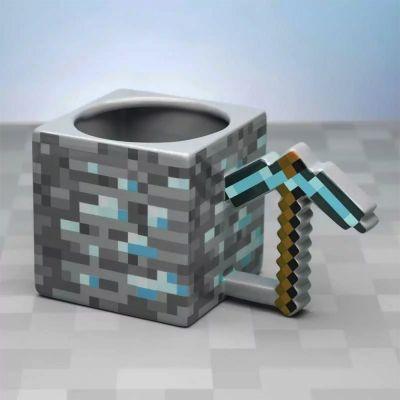 Minecraft Spitzhacken Tasse