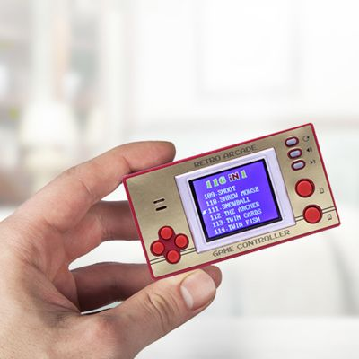 Retro Arcade Games Mini-Konsole