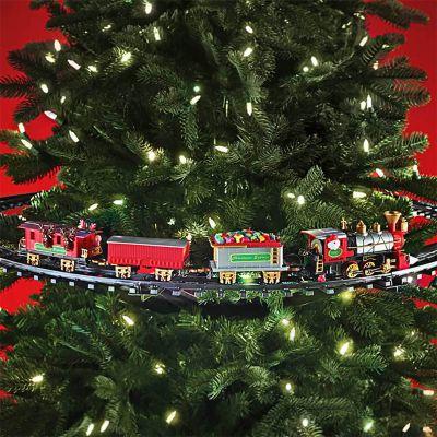 Weihnachtsbaum Eisenbahn