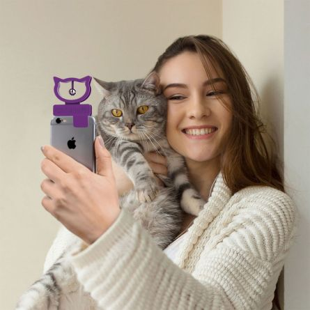 Katzen-Selfie Aufsatz