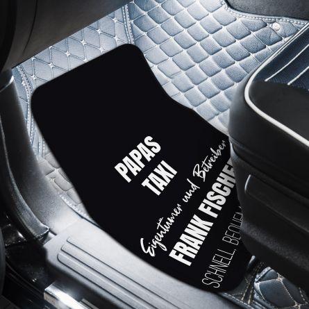 Auto Fußmatte mit 5 Zeilen