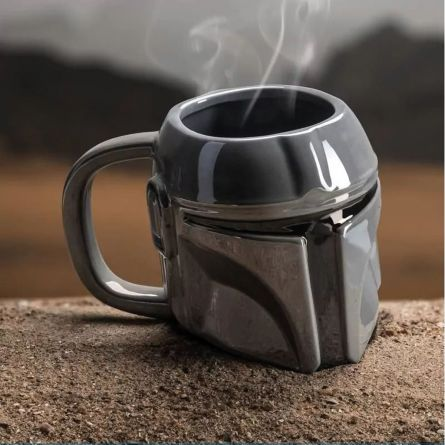 Star Wars The Mandalorian Tasse