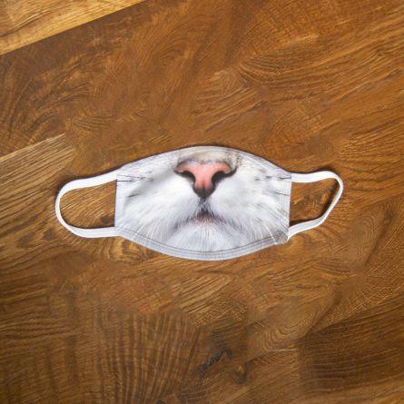 Gesichtsmaske Katze