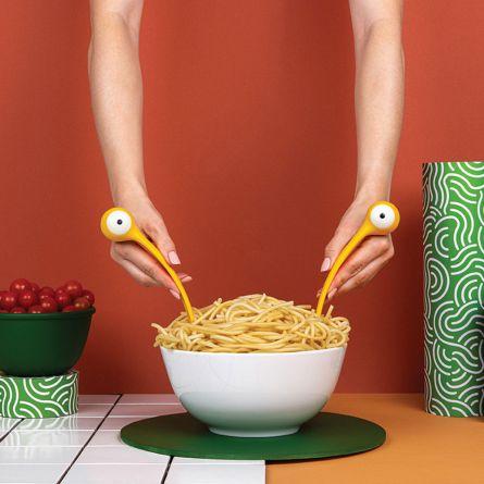Fliegendes Spaghetti Monster Servierbesteck
