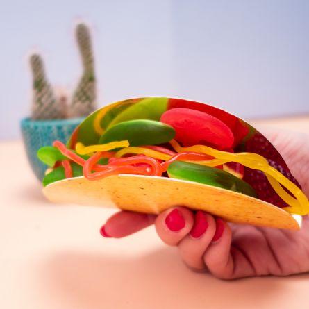 Fruchtgummi Taco