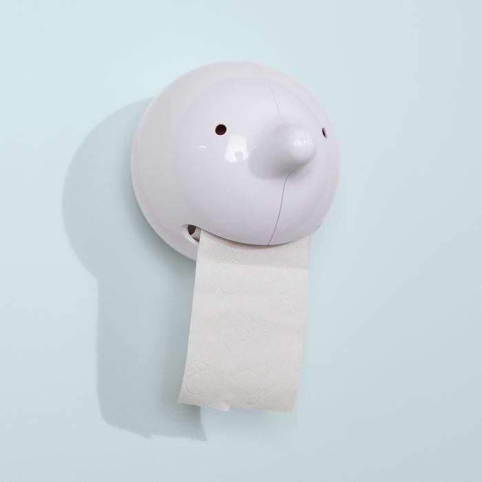 Mr. P. Toilettenpapier-Halter