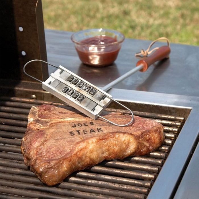 BBQ Branding Tool