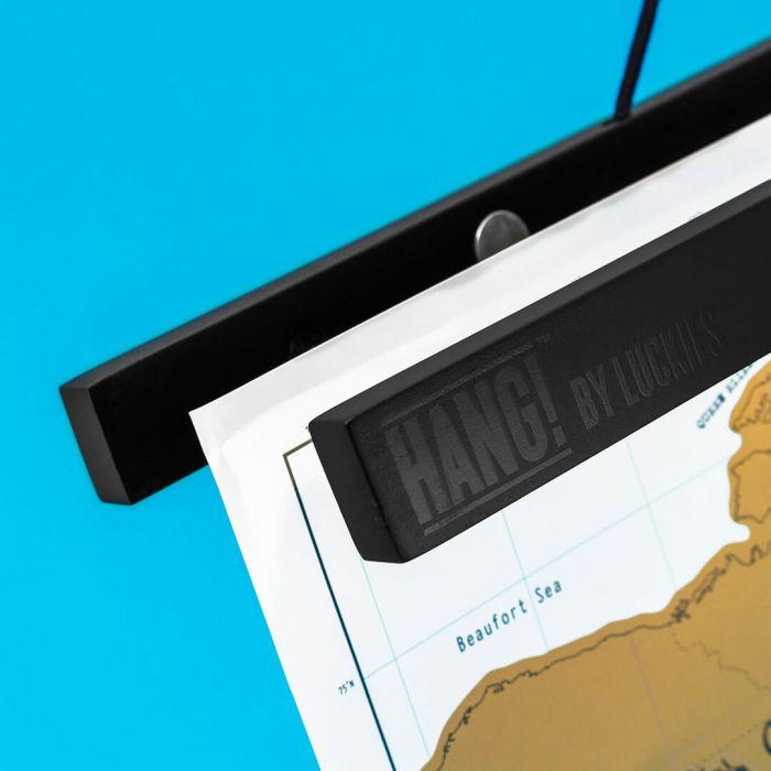 Magnetische Aufhänge-Vorrichtung für Poster