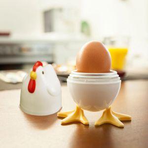 Boiley Eierkocher für die Mikrowelle