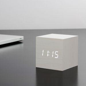 Cube Click Clock