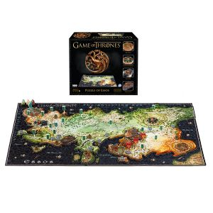 Game of Thrones 3D Puzzle Essos
