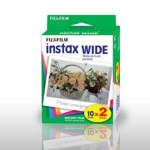 Fujifilm Instax WIDE Kamerafilm 2er Set