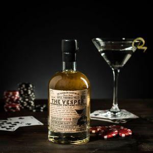 The Vesper Cocktail