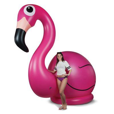 Geburtstagsgeschenk zum 50. - Aufblasbarer Riesen Flamingo