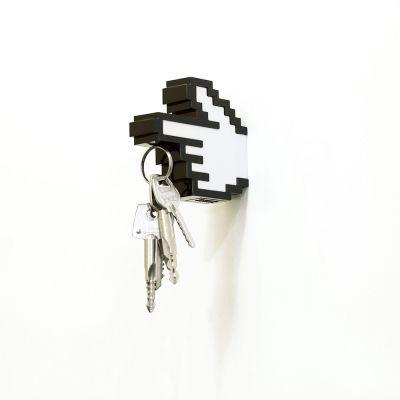 Witzige Geschenke - 8 Bit Magnetischer Schlüsselhalter