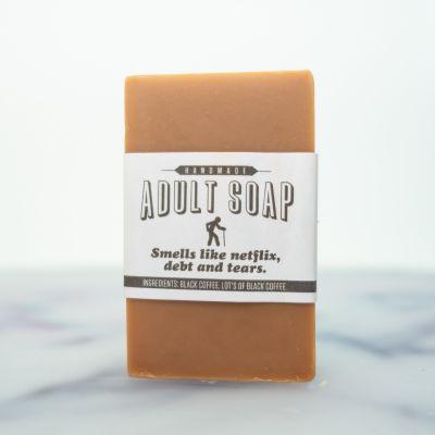 Badezimmer - Seife für Erwachsene