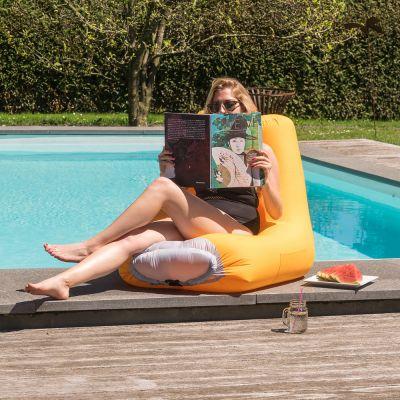 Sommer Gadgets - Aufblasbarer Sessel Cloud