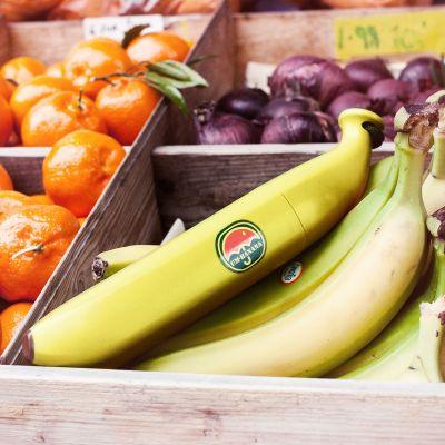 Outdoor & Sport - Bananen Regenschirm