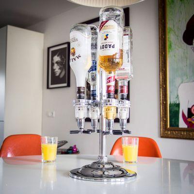 Geburtstagsgeschenke für Papa - Bar Butler mit LED